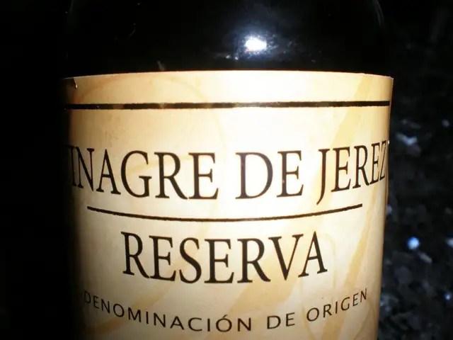 Vinagre de Jerez Reserva