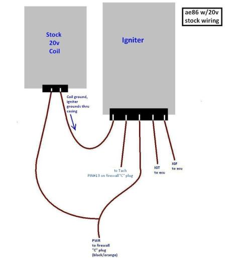 small resolution of my diy 20v into an 86 write up hvac wiring diagrams 20v wiring diagram