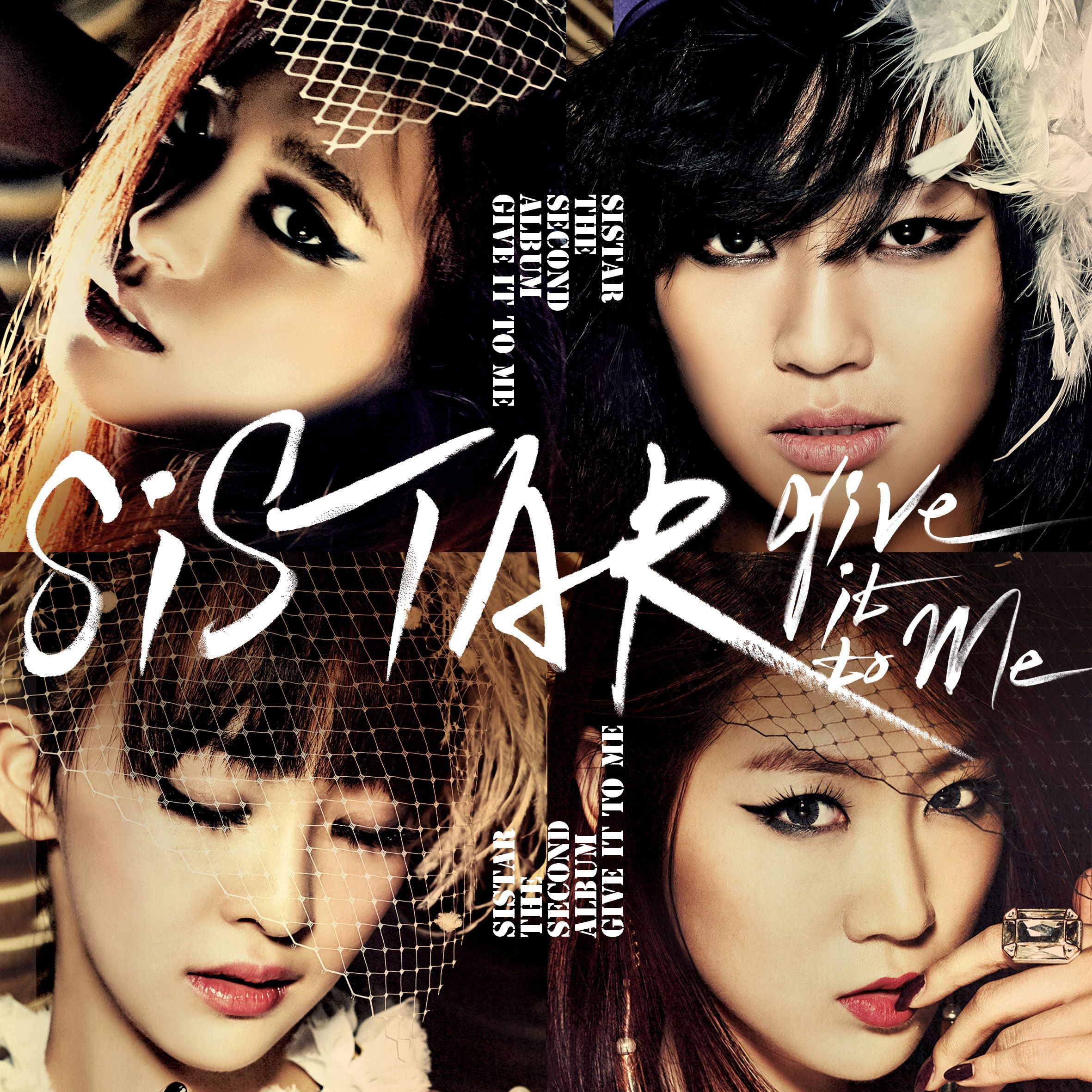 [Album] Sistar - Give It To Me [VOL. 2]