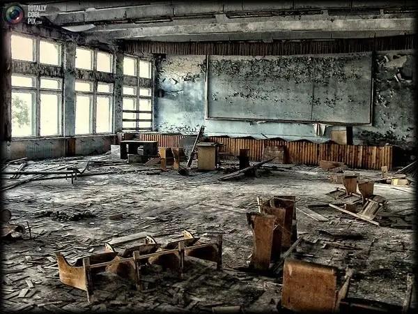 chernobyl24 - Chernobyl 25 años después