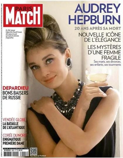 Paris Match N°3321 du 10 au 16 Janvier 2013