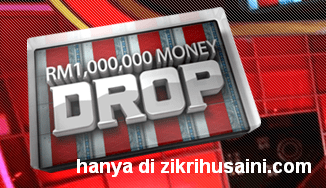1 juta drop money , 1million drop money malaysia,