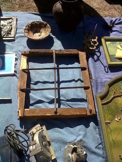 Mercadillo Antigüedades y Vintage, Riaza
