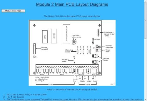 small resolution of galaxy alarm panel wiring diagram