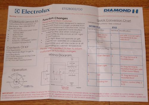 small resolution of instruction sheet wiring diagram