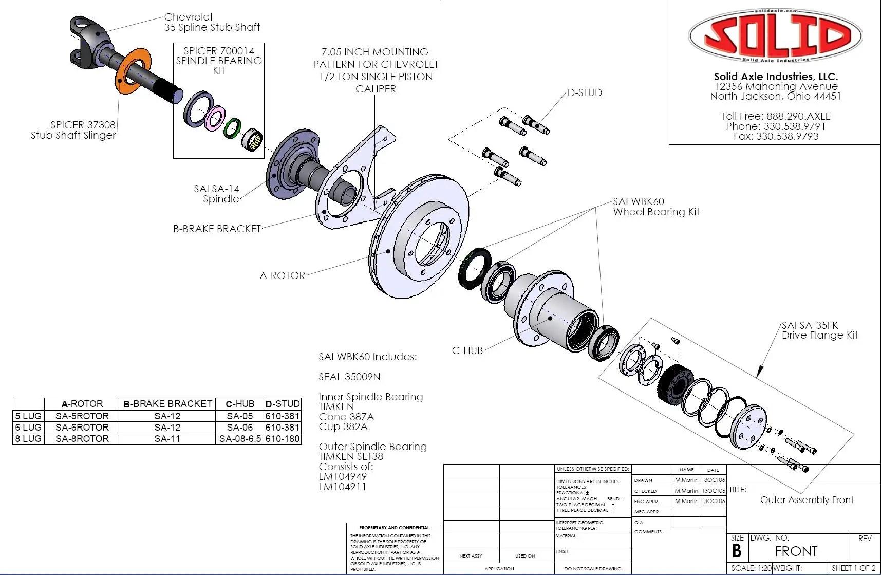 dana 80 rear axle diagram 240v electric baseboard heat wiring kingpin 60 front