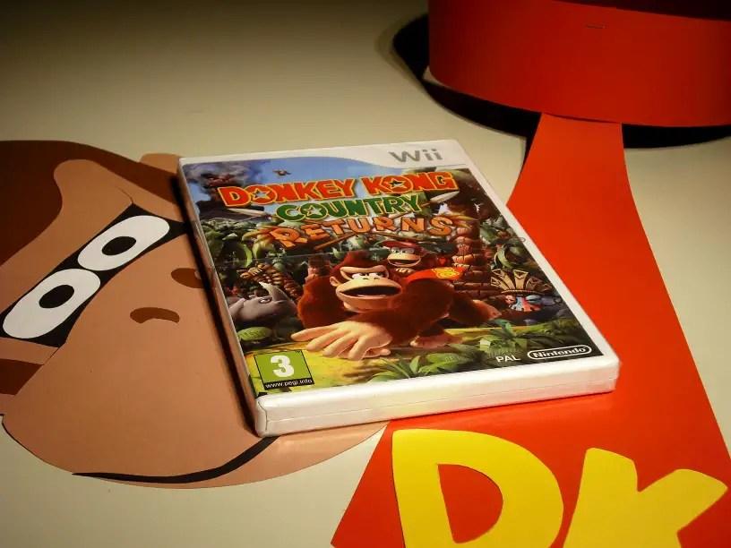 """Classic Donkey Kong Country gameplay!"" Saapa nähdä."