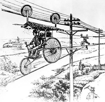 Funny old inventions from the past. , page 1