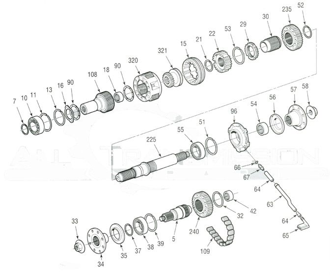 Np271 Transfer Case Diagram, Np271, Free Engine Image For