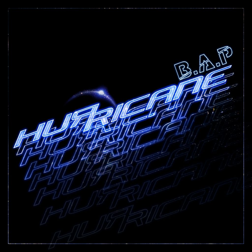 [Single] B.A.P - Hurricane