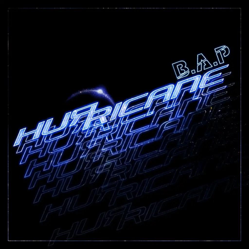 [Single] B.A.P - Hurricane