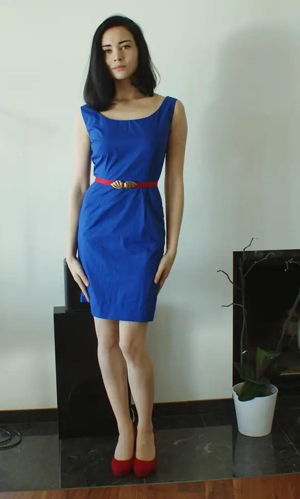 Broadcloth Dresses