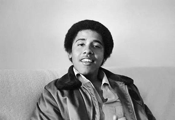 barackobamayoungstylish - Barack Obama - Fotos de joven y con estilo
