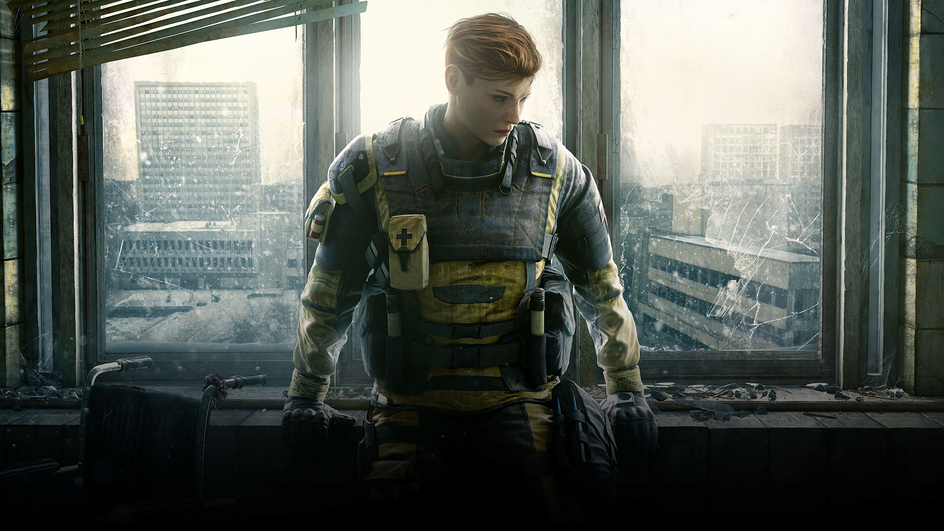 Rainbow Lion Wallpaper And Finka Six Siege