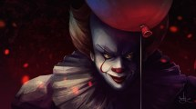 Movie 2017 Pennywise Clown Hd #6229