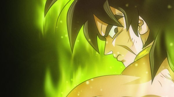 4k Tapete Wallpapers Hd 4k Dragon Ball Super Broly