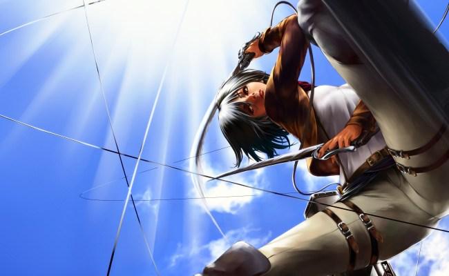 Shingeki No Kyojin Mikasa Ackerman Wallpapers Hd Cute766