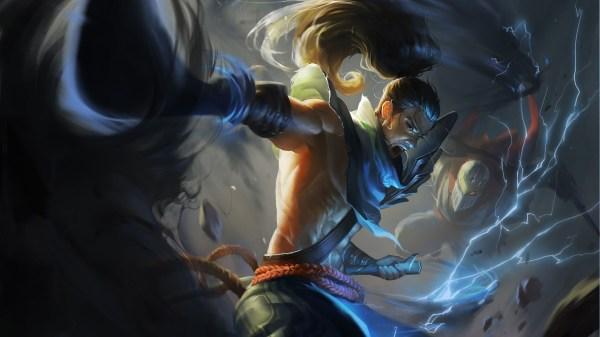 Zed 4k 8k Hd League Of Legends Wallpaper Imgurl