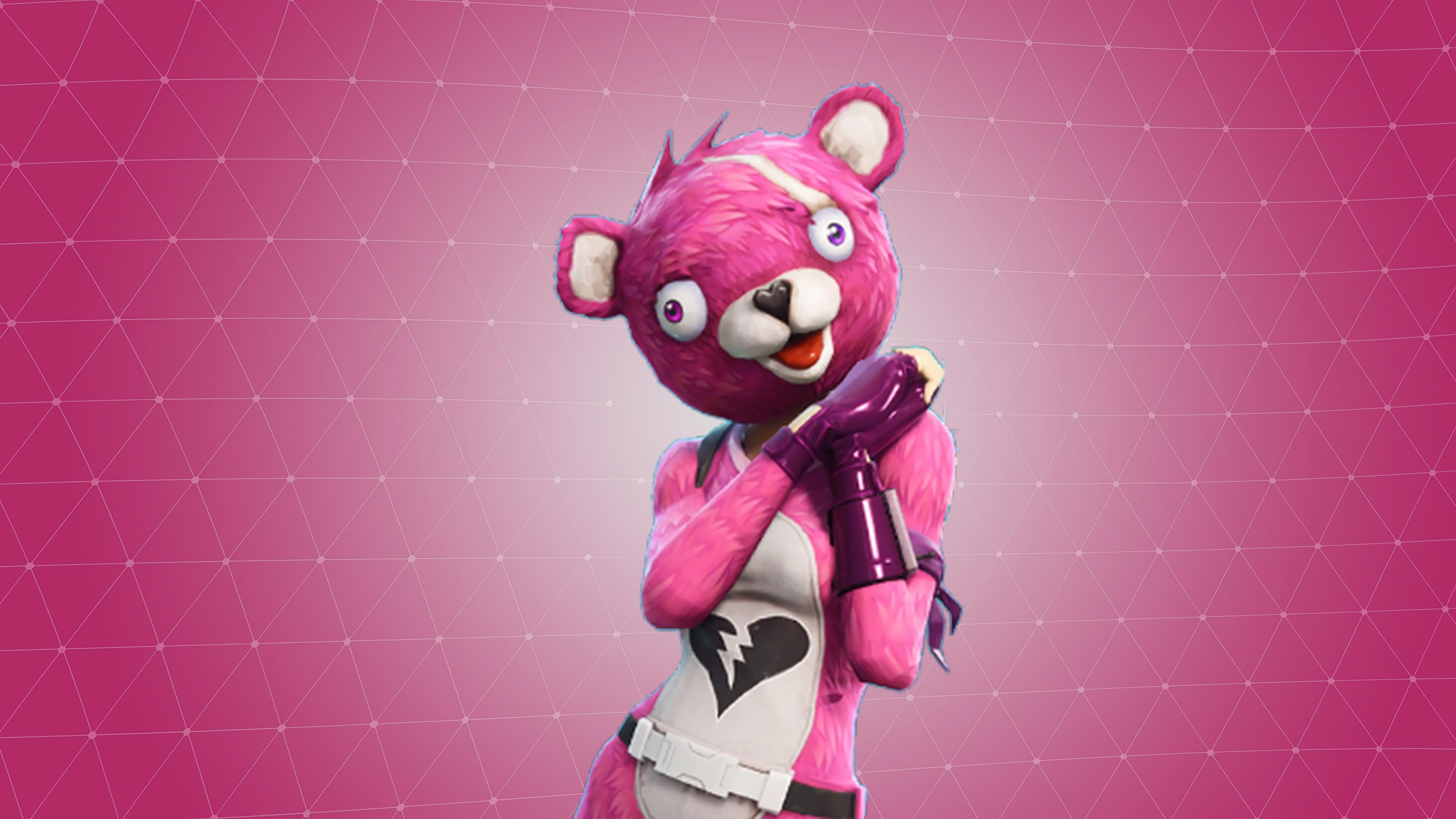 cuddle bear team leader