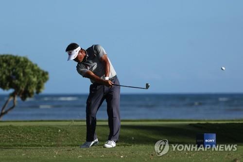 51 세 최경주, '시간대', PGA 투어 첫날 4 위