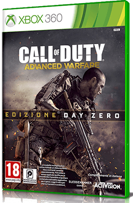 [XBOX360] Call of Duty: Advanced Warfare (2014) - ENG