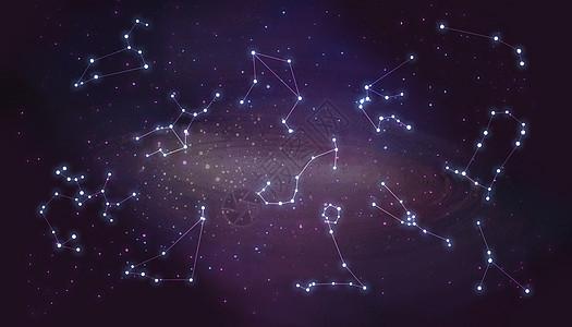十二星座圖片_十二星座素材_十二星座高清圖片_攝圖網圖片下載