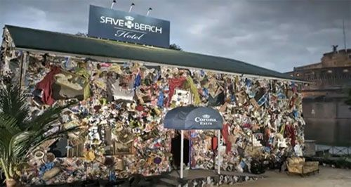 Hotel basura