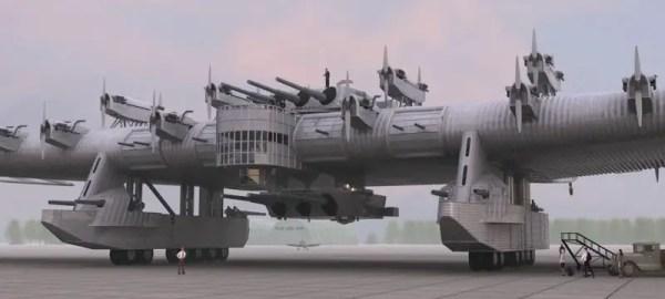 39566415 - Fortalezas Voladoras Rusas