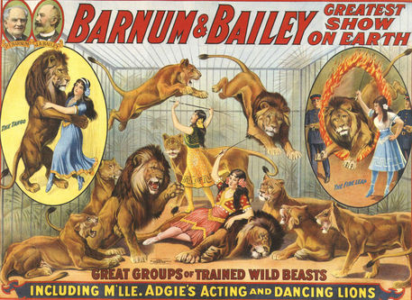 Resultado de imagen de Barnum