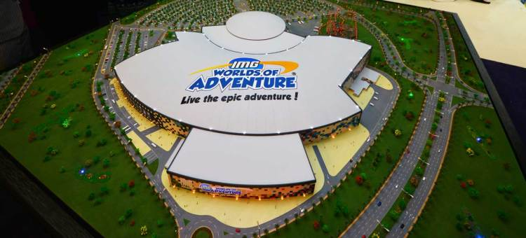 """ADIB Arranges AED 1.2 Billion Financing for """"IMG Worlds of Adventure"""""""