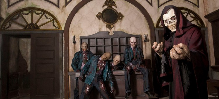 Spooktacular Haunted Hotel is revealed at IMG Worlds of Adventure