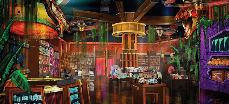 IMG Worlds of Adventure Unveils Extensive F&B and Retail Offering
