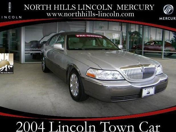 Lincoln Town Two Tone Mitula Cars
