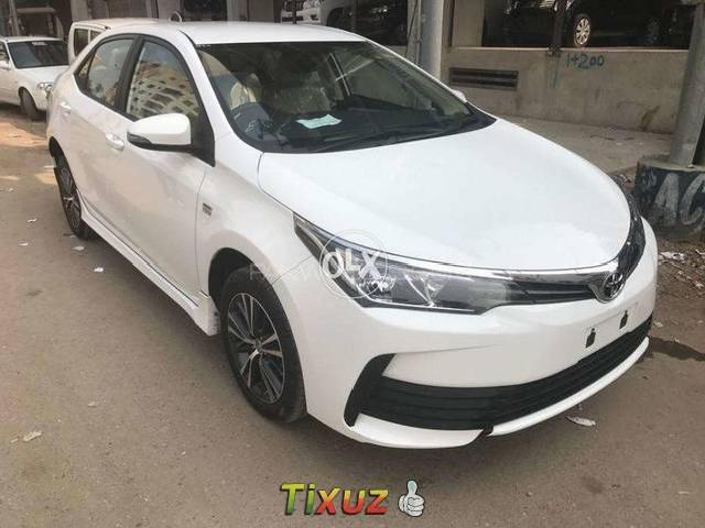 new corolla altis grande bemper depan grand avanza veloz toyota in islamabad urban used unregistered mitula cars