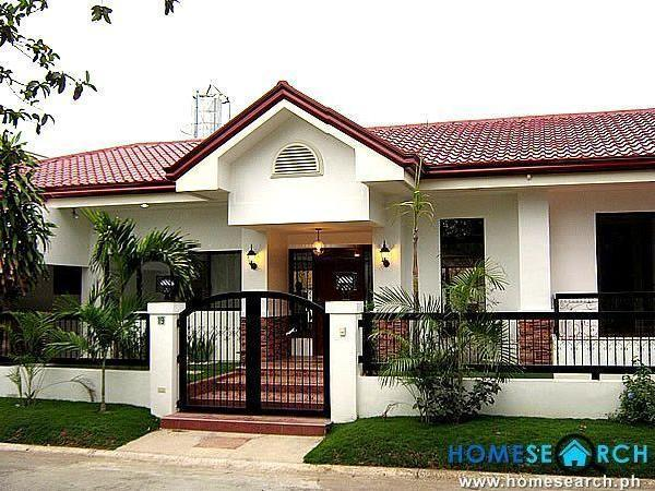 House Designs Bungalow Type Philippines Best Free Collection House