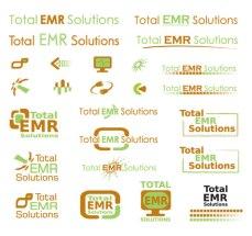 Total EMR - Logo Concepting