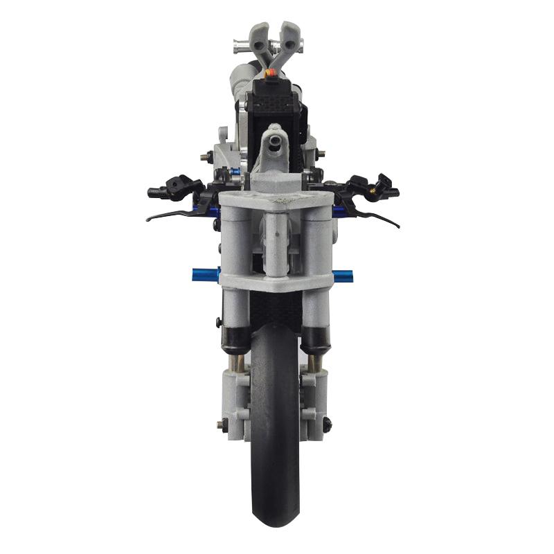 FIJON FJ915 Carbon Fiber Pieces Parts Suitable For Kyosho Honda NSR 500 Electric 1/8 Motorcycle OP