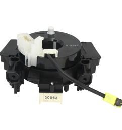 airbag spiral cable clock spring squib ring for nissan pathfinder navara d40 [ 1200 x 1200 Pixel ]