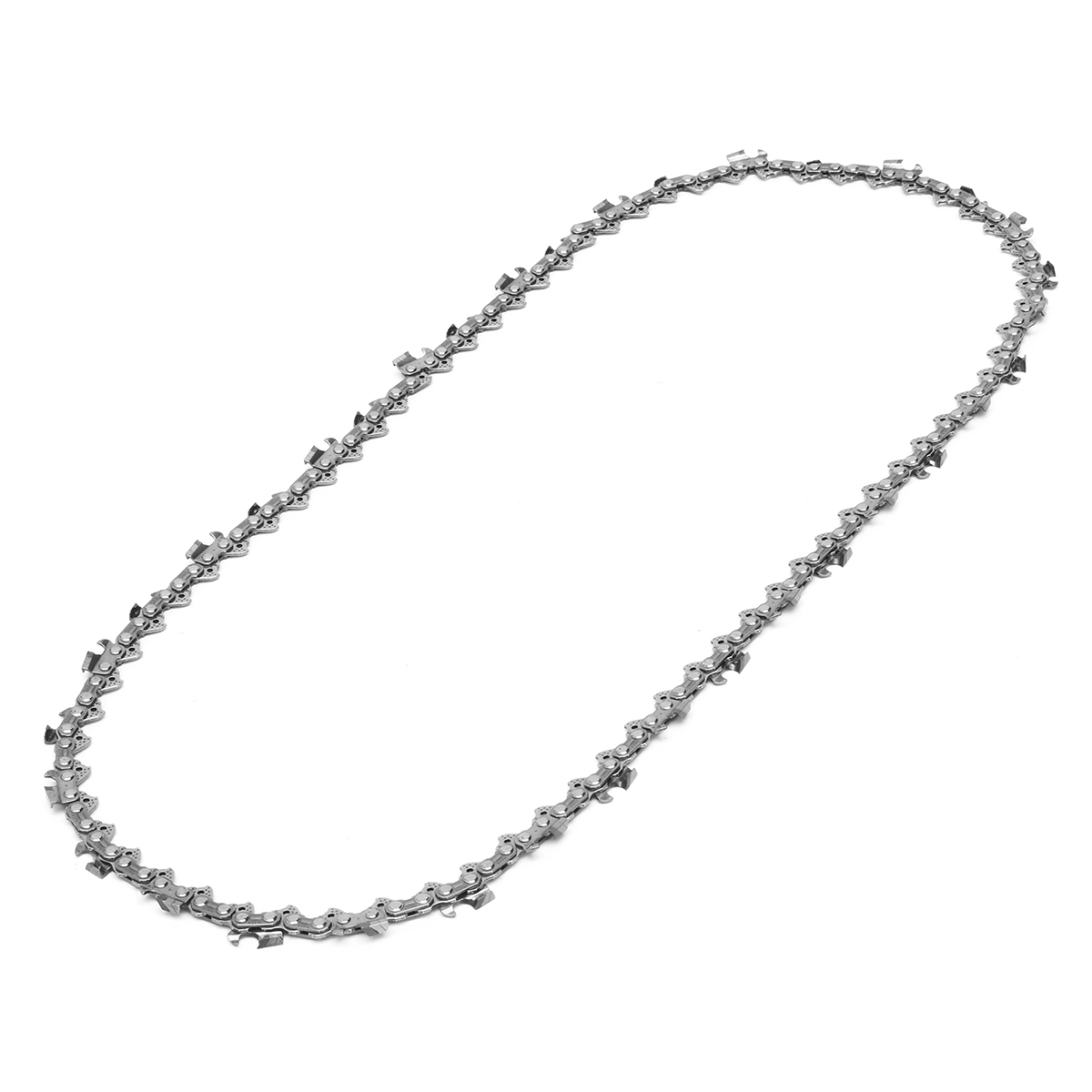 Carbide Tipped Saw Chain 72 Drive Links Chain For 20 Inch