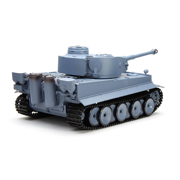 Heng Long 3818-1 2.4G 1/16 Germany Tiger I RC Tank Radio Control Battle Tank 6.0 Version