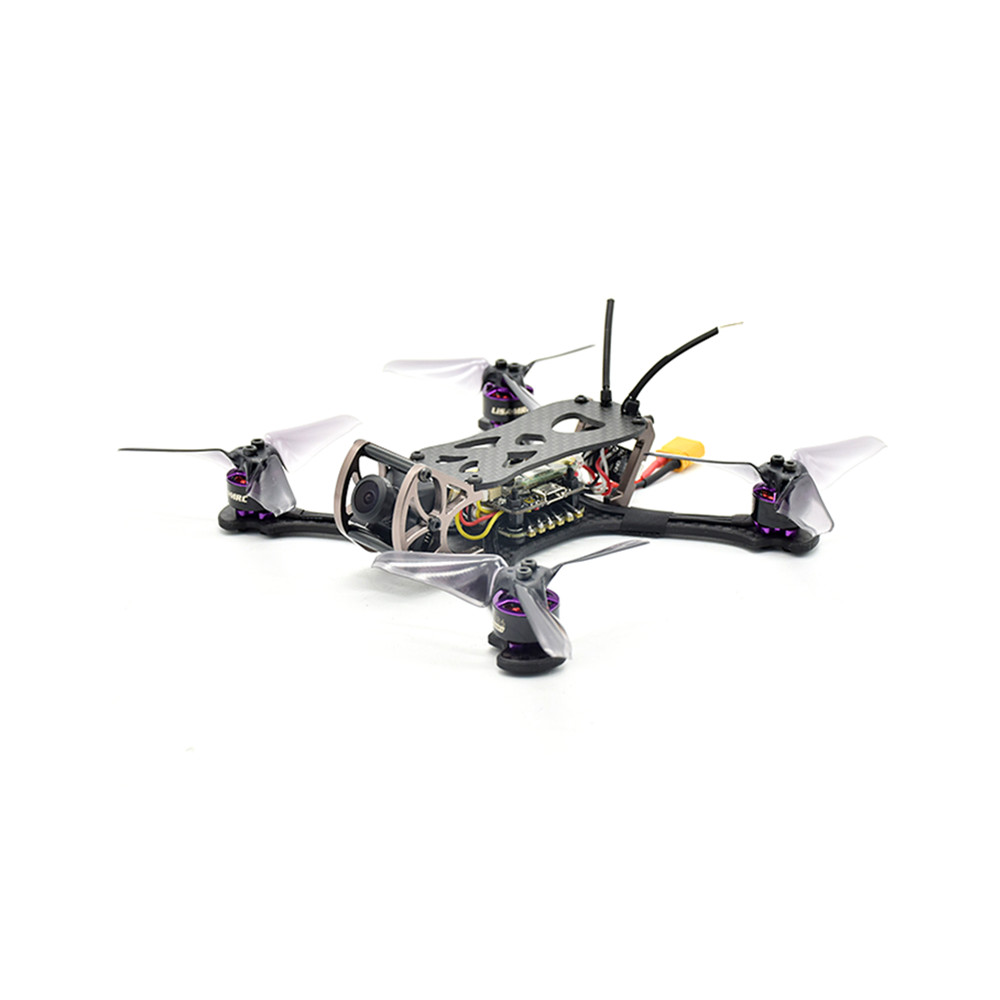 LISAMRC LS-X140 140mm RC FPV Racing Drone F4 OSD BLHeli_S
