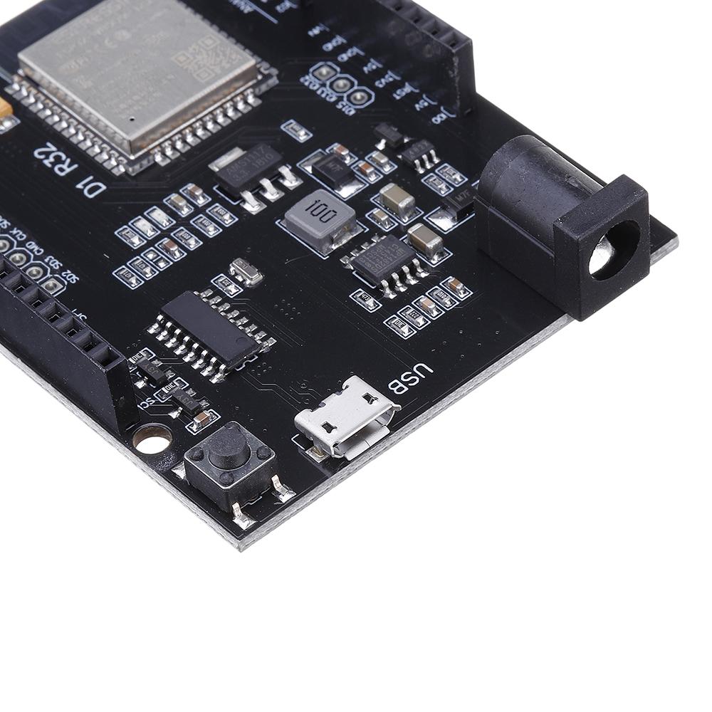 Ttgo Esp32 Wifi   Bluetooth Board 4mb Flash Uno D1 R32