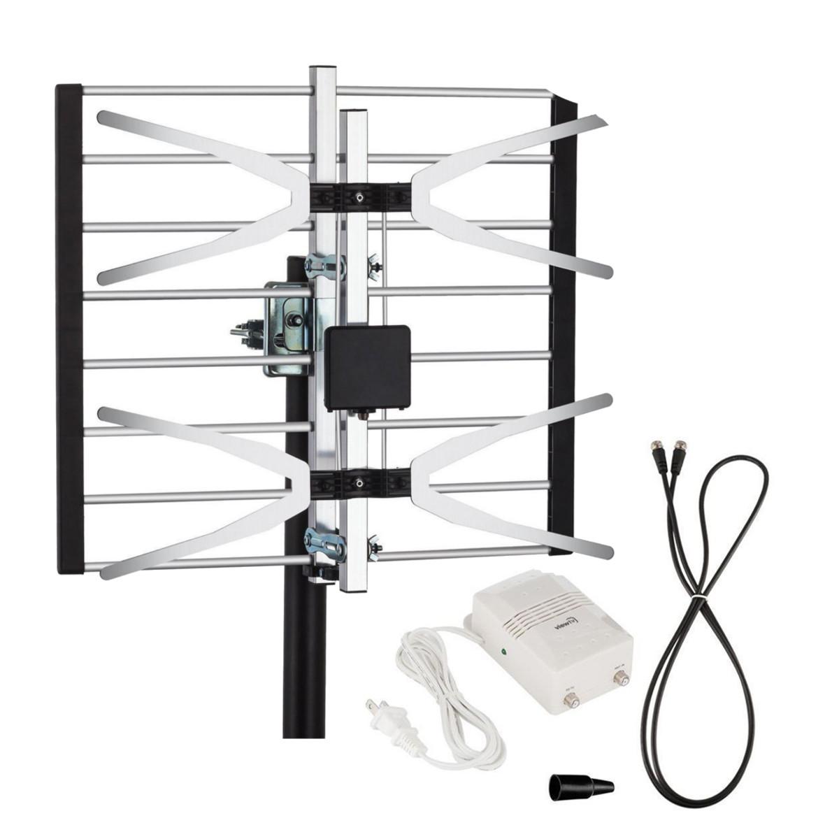 hight resolution of yehfly tlpa16b 120 miles digital amplified signal tv aerial antenna