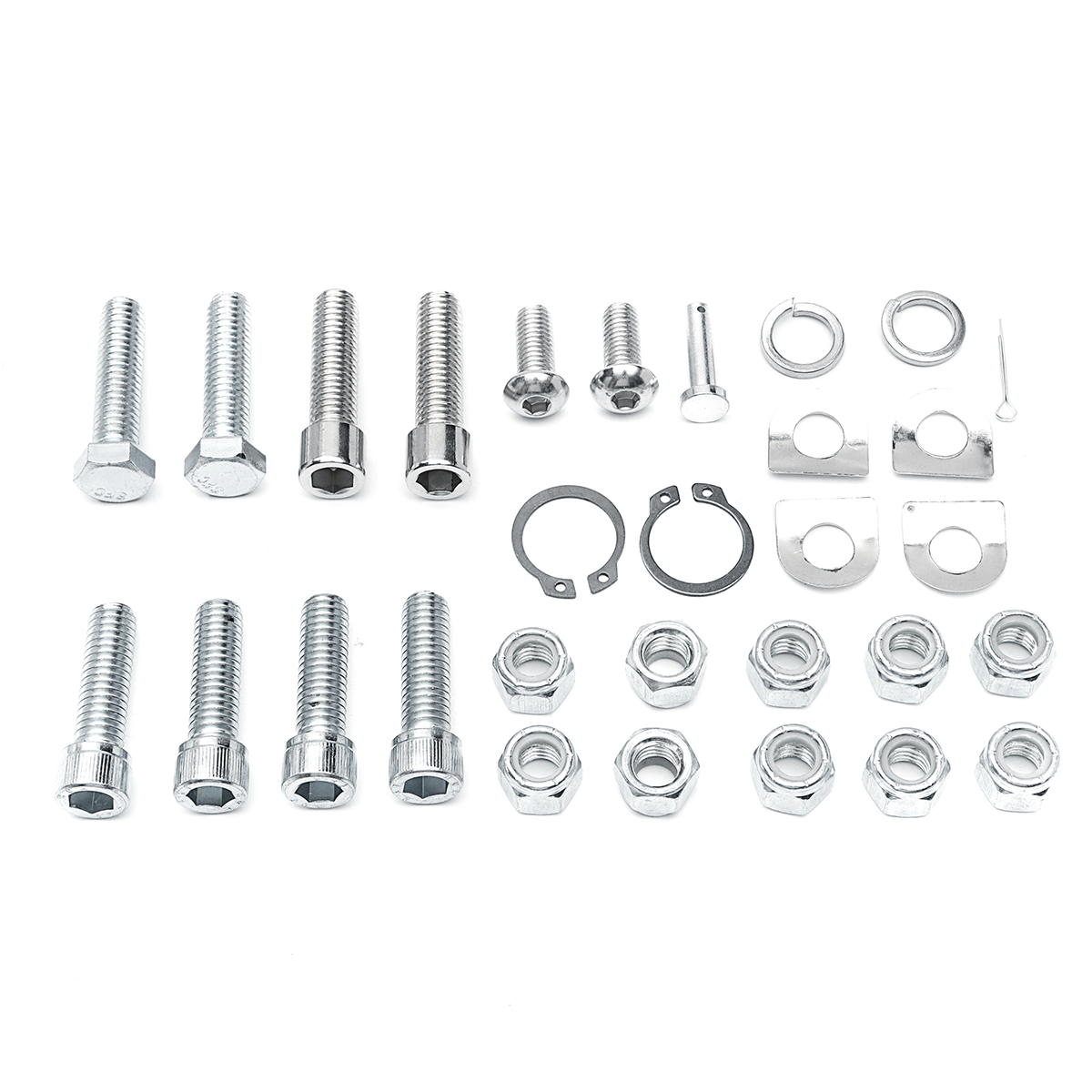 forward controls foot pegs levers linkage kit for harley