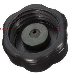 fuel gas tank cap for 50cc 70cc 90cc 110cc 125cc atv quad 4 wheeler taotao [ 1200 x 1200 Pixel ]