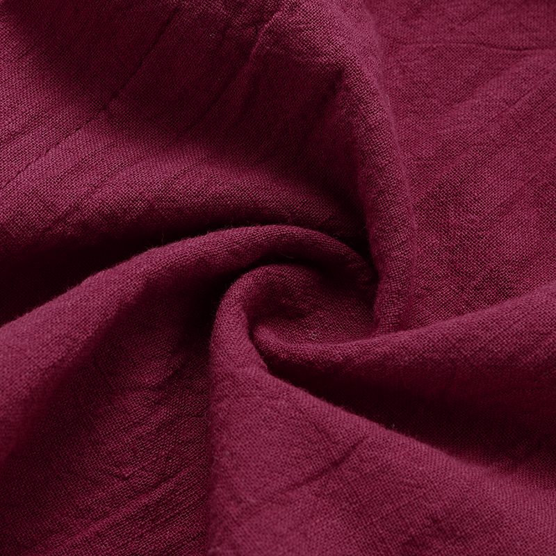 Casual Women Button Down Turn-Down Collar Long Sleeve Shirt Dresses