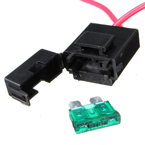 small resolution of 12v 40a led fog light wiring harness laser rocker switch relay fuse kit