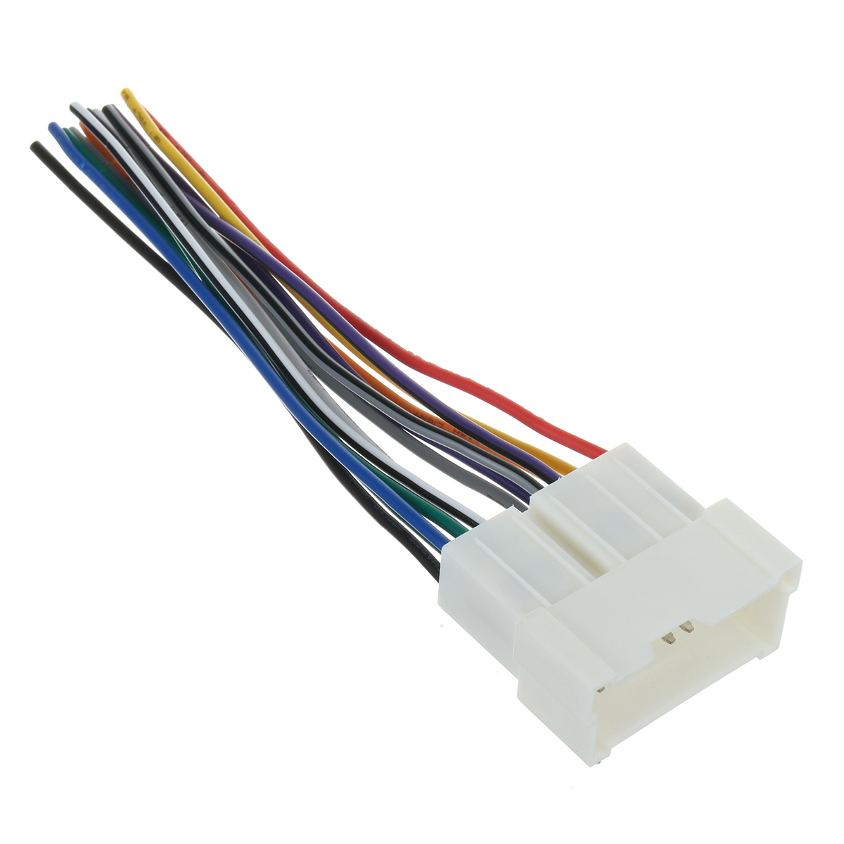 hight resolution of cd dvd player wiring harness plug cable adapter connector sale ford wire harness plugs cd dvd
