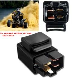 4pins starter motor relay solenoid for yamaha yfz450 yfz 450 yfz 450 2004 13 [ 1200 x 1200 Pixel ]