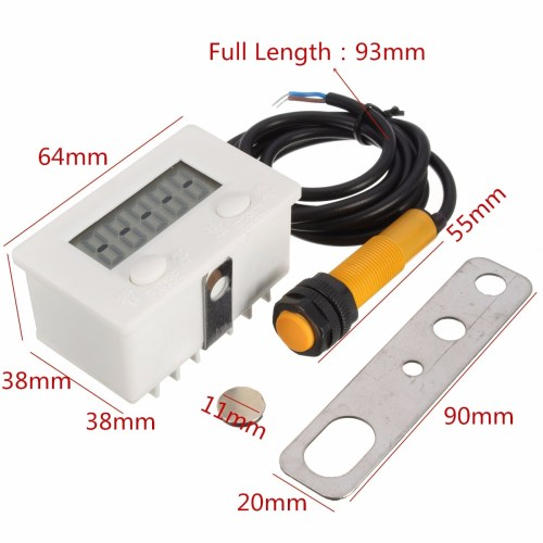 small resolution of 5 digital electronic counter puncher magnetic inductive proximity switches sale banggood com sold out